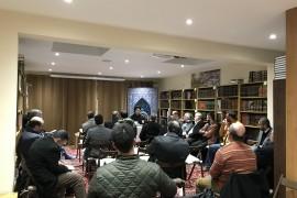 إعلان درس الحوزة الفقهية 13/3/2018