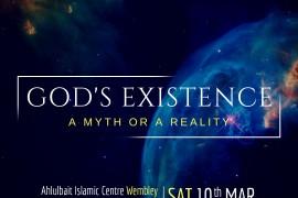 God's Existence: a myth or a reality?
