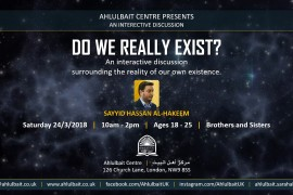 Interactive Discussion surrounding the reality of our own existence.